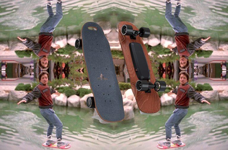 Nimbus : on a trouvé le skate du turfu